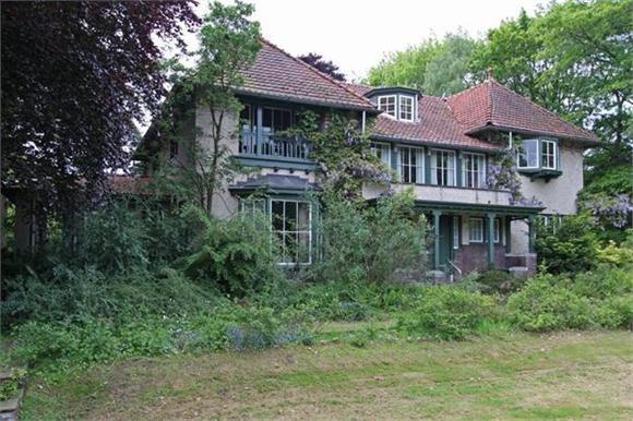 Tzum nieuws huis johan huizinga te koop tzum for Vervallen woning te koop