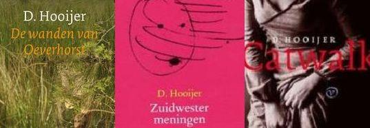 D. Nieuws: D. Hooijer (1939-2013) overleden