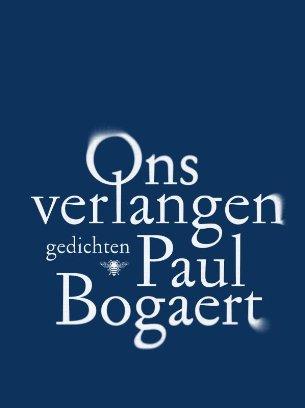Paul-Bogaert-Ons-Verlangen omslag