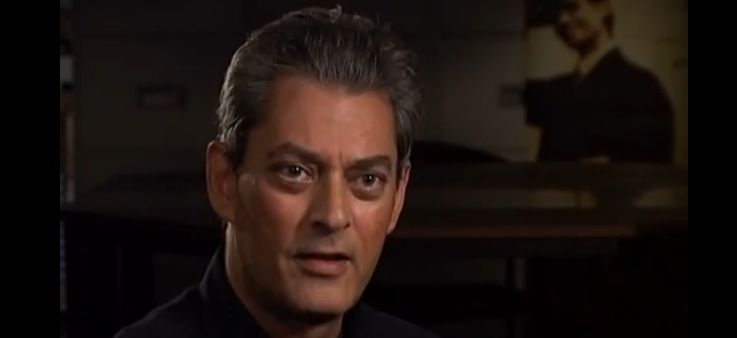 Paul Auster's first novel in seven years