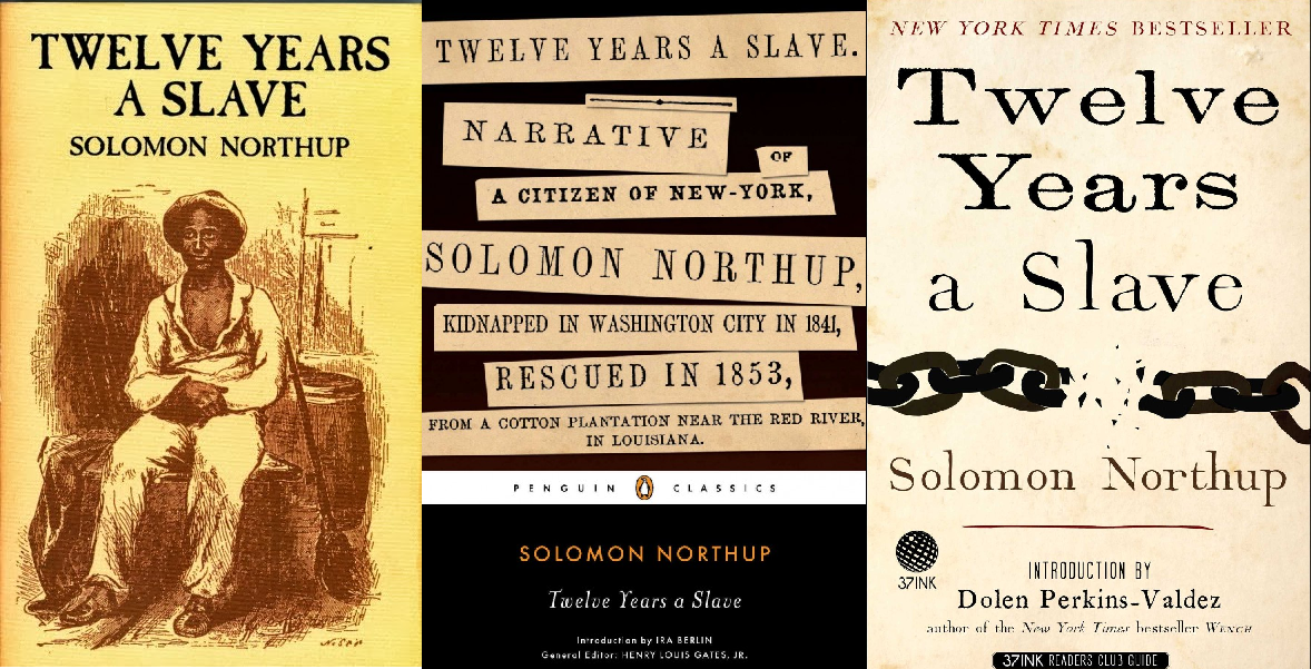 twelve years a slave essay example Jordan johnson history 1301 september 25, 2014 book report 12 years a slave black man solomon northup lives as a free man in saratoga, new york with his wife.