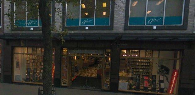 boekhandel van der velde groningen openingstijden