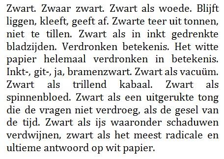 Karel F - Zwart