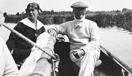 herman gorter jenne clinge doorenbos in 1919