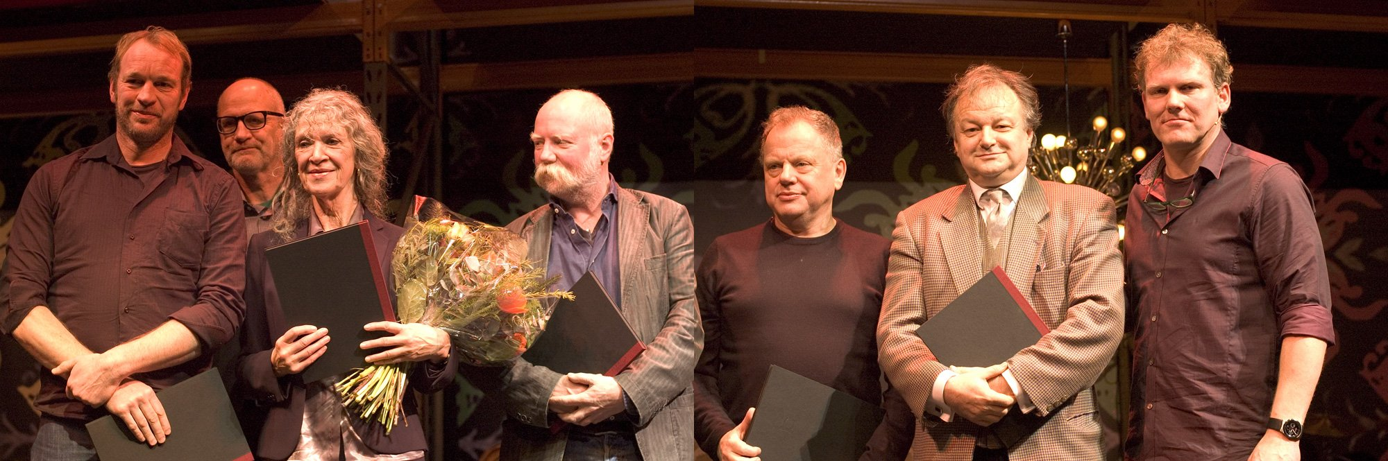 Prijswinnaars 2 © Dolf Verlinden