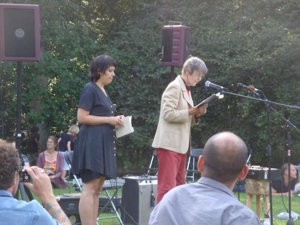 Kira Wuck en Sirkka Turkka