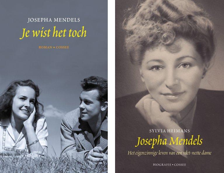 Josepha Mendels roman en biografie
