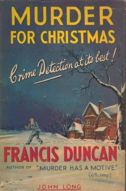 duncan murder for christmas