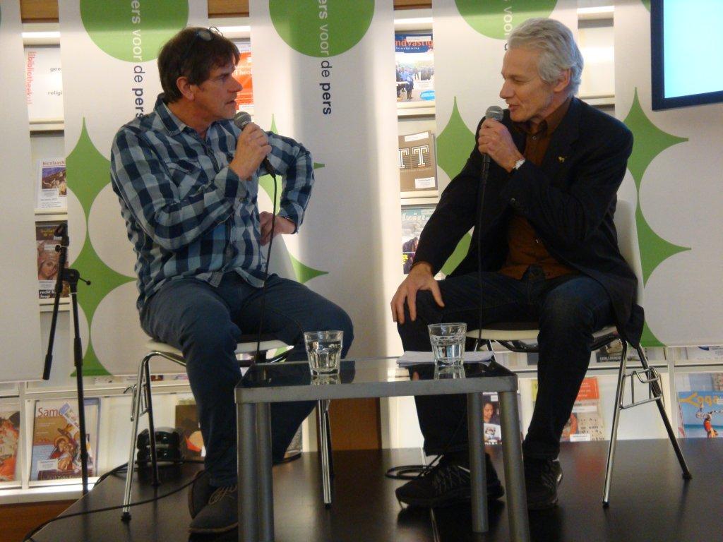 Guus Bauer en Peter Drehmanns