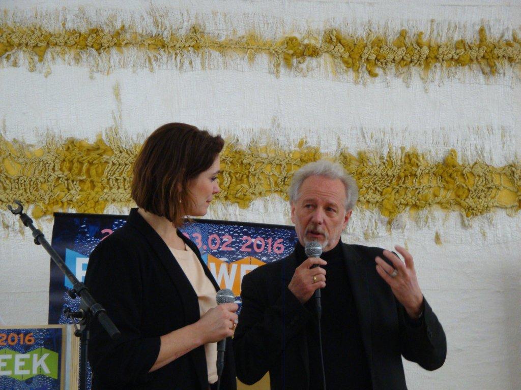 Stefan Hertmans over bundel voor Poëzieweek