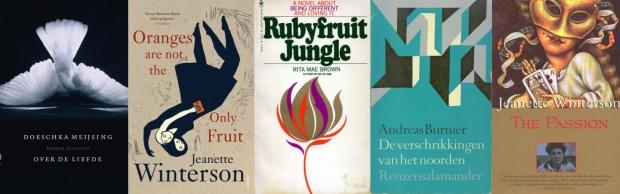 Tzum Nieuws Dit Zijn De 150 Beste Lesbische Boeken