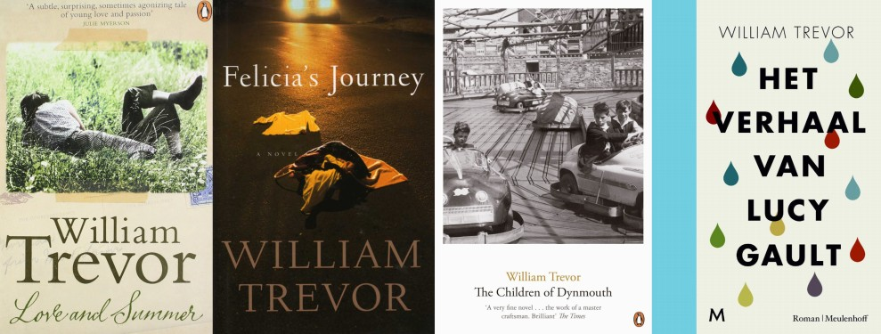 """the children of dynmouth by william trevor essay The purpose of this essay is to refute the fairly usual critical pronouncement that  william trevor's  felicia's journey, """"eveline"""", william trevor, james joyce,  tradition, 'inherited dissent' resumen  children of dynmouth (1976), quentin."""