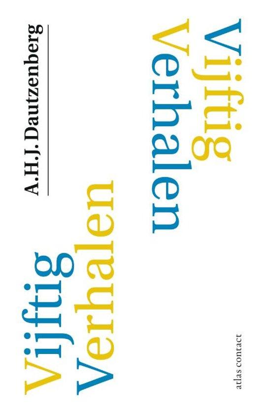 Tzum | Recensie: A H J  Dautzenberg - Ik bestaat uit twee