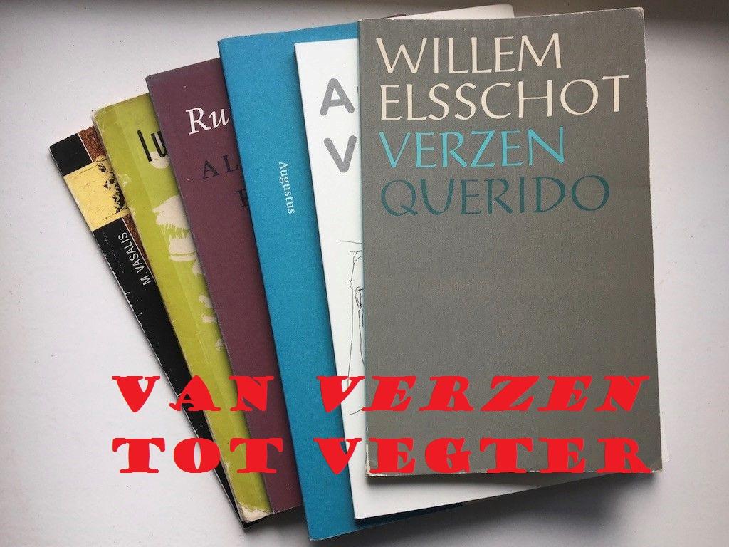 Tzum Recensie Willem Elsschot Verzen Tzum